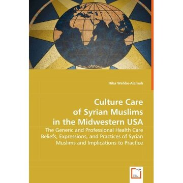 portada culture care of the syrian muslims in the midwestern usa
