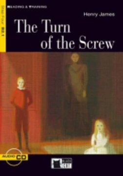 portada The turn of the screw. Con audiolibro. CD Audio (Reading and training)