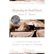 shepherding the small church 2nd ed pb - daman glenn - kregel publications