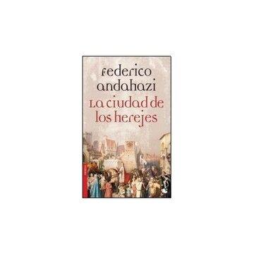 portada ciudades de los herejes (booket)