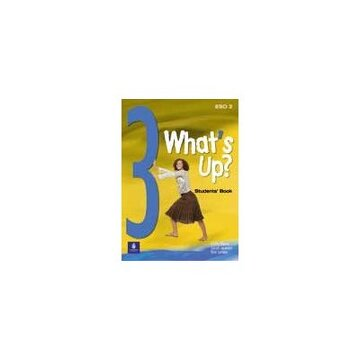 portada What'S Up? 3 Workbook File