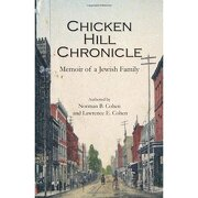 chicken hill chronicle - lawrence cohen - textstream