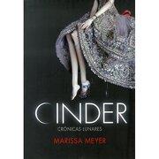 cinder (Crónicas Lunares 1) - marissa meyer - montena