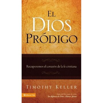 portada el dios prodigo/ the prodigal god