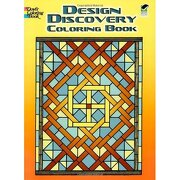 design discovery coloring book - dover publications inc - dover publications
