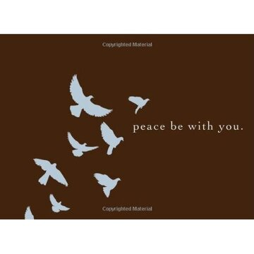 portada peace be with you