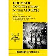 dogmatic constitution on the church: lumen gentium - pope paul vi - pauline books & media