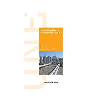 portada Distribución y utilización de combustibles gaseosos