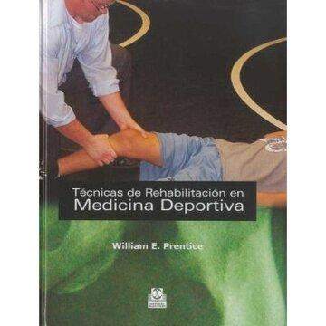 portada *tecnicas de rahabilitacion en medicina deportiva 4⺠edicion
