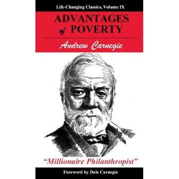 portada advantages of poverty
