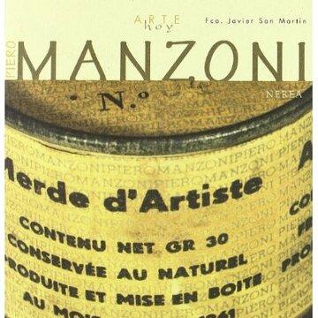portada Arte hoy: Piero Manzoni