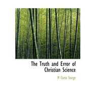 truth and error of christian science (large print edition) - m carta sturge - bibliobazaar