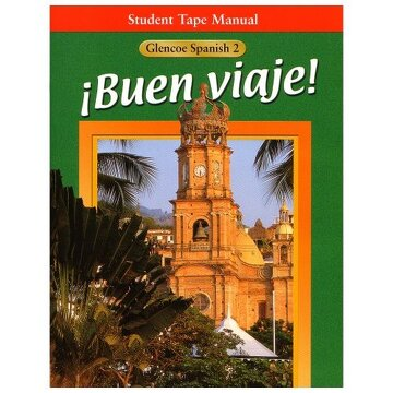 portada buen viaje! level 2 student tape manual