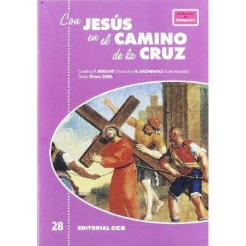 portada Con Jesús en el camino de la Cruz (Pósters catequistas)