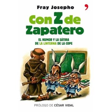 portada Con Z de Zapatero (Temas de Hoy/Humor)
