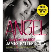 angel - james patterson - hachette audio