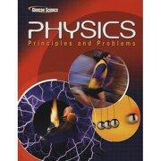 glencoe physics: principles & problems, - mcgraw-hill glencoe - mc graw-hill