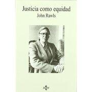 justicia como equidad - john rawls - tecnos