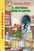geronimo stilton 36. misterioso ladron queso - geronimo stilton -