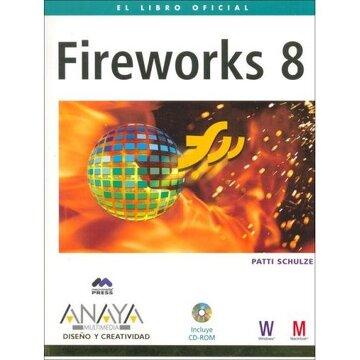 portada Fireworks 8 (Anaya Multimedia)