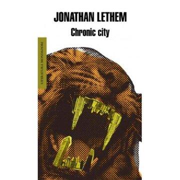 portada Chronic city (Literatura Random House)