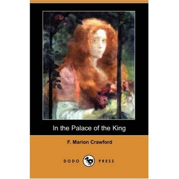 portada in the palace of the king (dodo press)