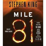mile 81 - stephen king - simon & schuster