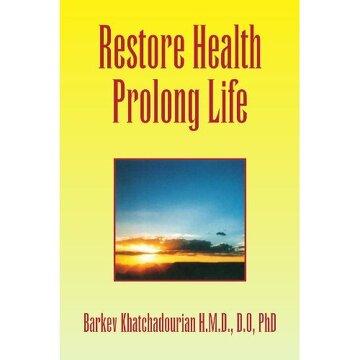 portada restore health prolong life
