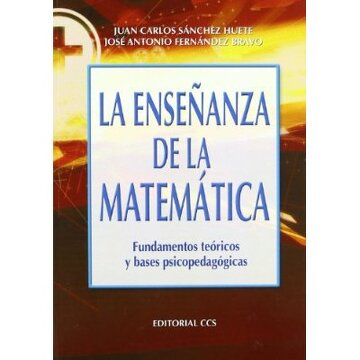 portada La Enseñanza De La Matemática