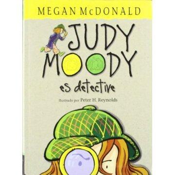 portada Judy Moody Es Detective (judy Moody 13)