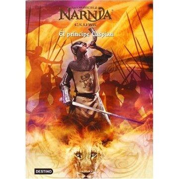 portada cronicas de narnia 4 (rust.) el prin