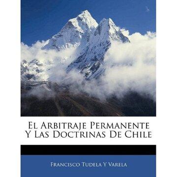 portada el arbitraje permanente y las doctrinas de chile