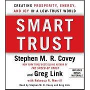 smart trust - stephen m. r. covey - simon & schuster