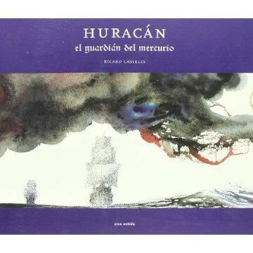 portada huracán: el guardian del mercurio
