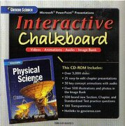 physical science interactive chalkboard - mcgraw-hill - mc graw-hill