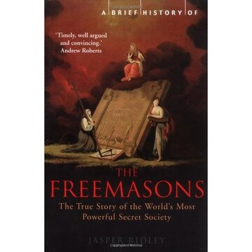 portada brief history of the freemasons