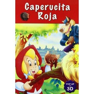 portada Caperucita Roja (Pop-up en 3D)
