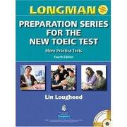 longman preparation series toeic test ans key audioscript - lin lougheed - pearson