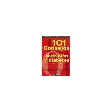 portada 101 CONSEJOS NUTRICION Y DIABETES