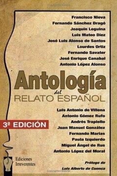 portada Antología Del Relato Español (3ª)