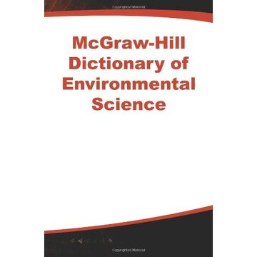 portada mcgraw-hill dictionary of environmental