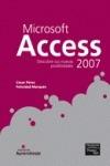 microsoft access 2007 descubre sus.. - marquez perez - pea/prenti
