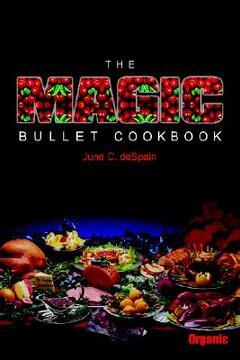portada the magic bullet cookbook