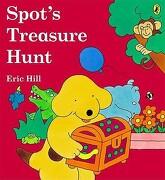 Spot's Treasure Hunt - Hill, Eric - Penguin Books, Limited (UK)
