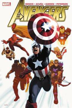 portada avengers by brian michael bendis 3