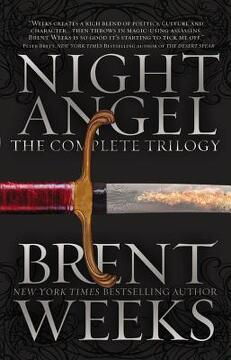 portada night angel: the complete trilogy