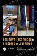 Assistive Technology for Blindness and Low Vision - Manduchi, Roberto (EDT)/ Kurniawan, Sri (EDT) - Taylor & Francis