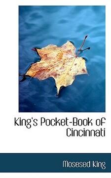 portada king's pocket-book of cincinnati