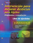 skills inter for algebra: diag & remedia - mcgraw-hill glencoe - mc graw-hill