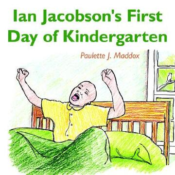 portada ian jacobson's first day of kindergarten